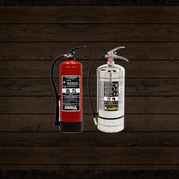 ANSUL K-GUARD FIRE EXTINGUISHER