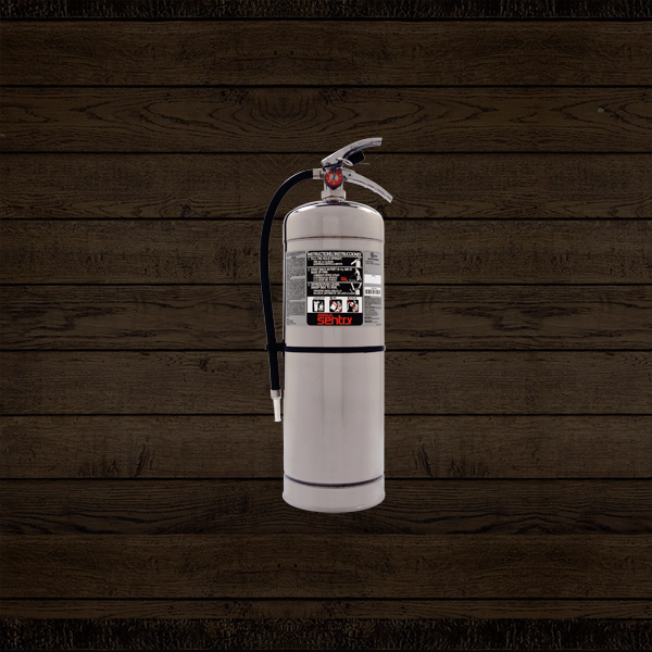 SENTRY WATER EXTINGUISHERS